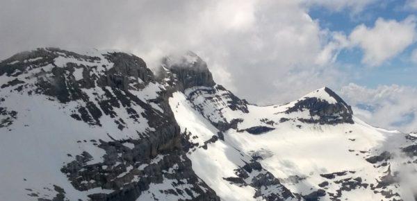 Кислород в горах