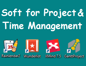 Управление проектами в компьютере