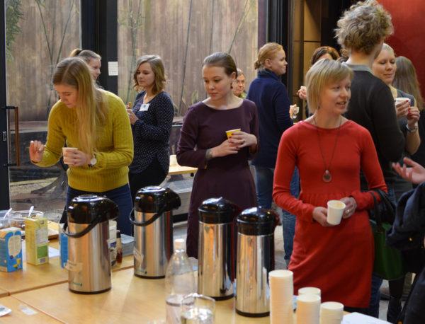 кофе-брейк на конференции
