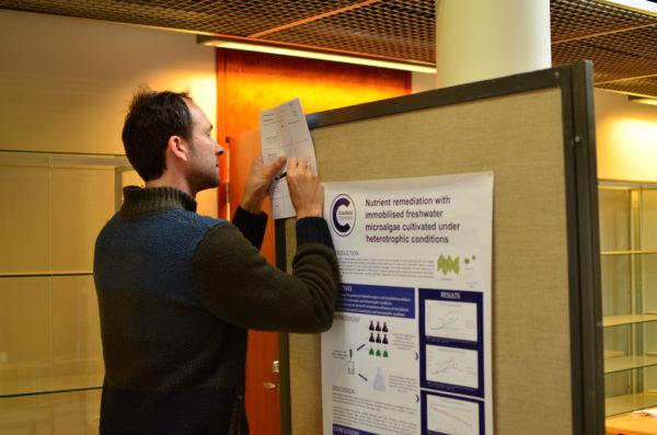 Постер-сессия на конференции